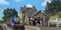 Thomas and the Fireman