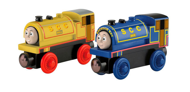 File:WoodenRailwayBillandBen2014Prototypes.jpg