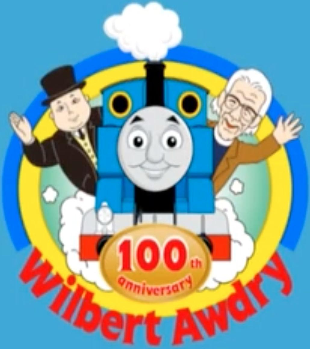 File:WilbertAwdry100thAnniversarylogo.jpg