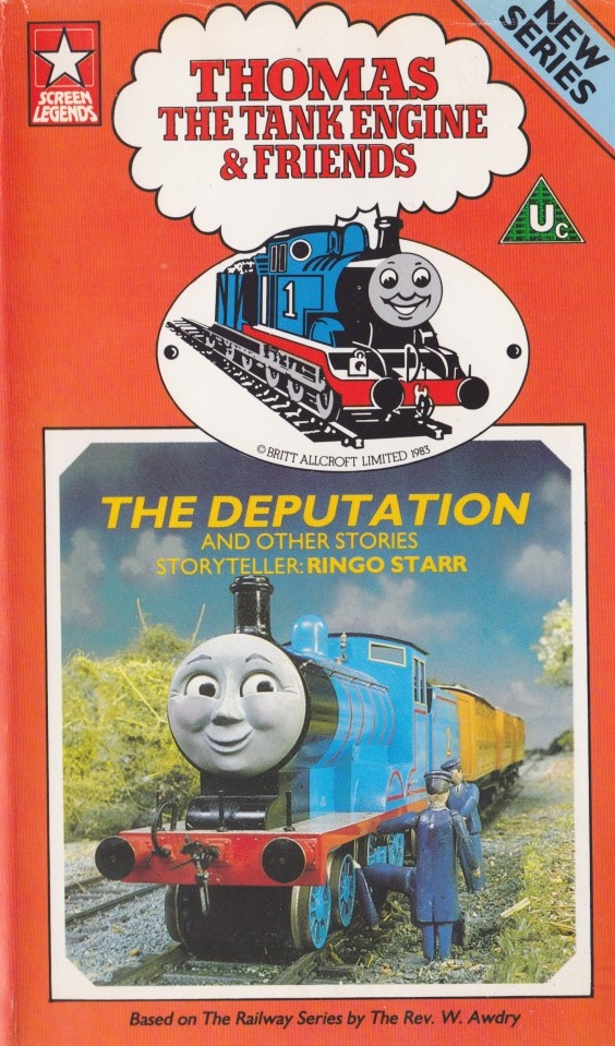 the deputation and other stories thomas the tank engine wikia fandom powered by wikia. Black Bedroom Furniture Sets. Home Design Ideas