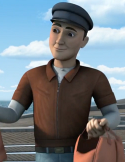 CaptainJoe