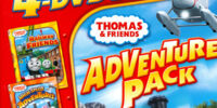 Adventure Pack (US DVD)