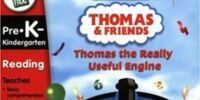 Thomas the Really Useful Engine (LeapPad book)