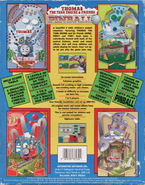 ThomastheTankEngine'sPinballbackcover