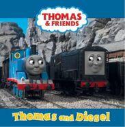ThomasandDiesel(boardbook)