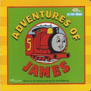 AdventuresofJamesBookCover