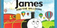 James and the Balloons