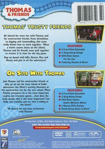 File:OnSitewithThomasandThomas'TrustyFriendsDoubleFeatureDVDbackcover.jpg