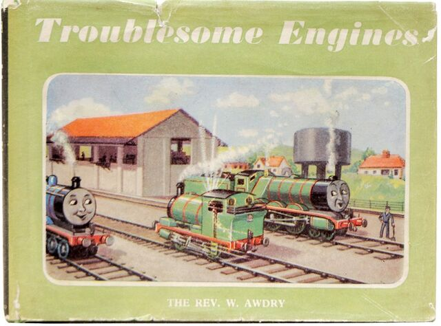 File:TroublesomeEnginesfirstedition.jpg