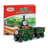 EmilyWoodenRailwayStoryLibraryBookPack