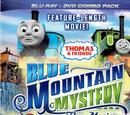 Blue Mountain Mystery