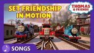 Set Friendship in Motion (Let's Go!) Karaoke Thomas & Friends
