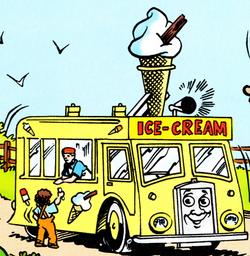 TheIce-CreamVan