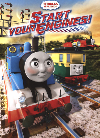 start your engines thomas the tank engine wikia fandom powered by wikia. Black Bedroom Furniture Sets. Home Design Ideas