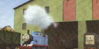 Thomas and the Rubbish Train (magazine story)