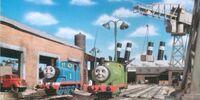 Train Hide and Seek