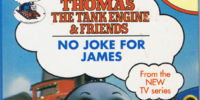No Joke for James (Buzz Book)