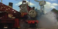 Edward Strikes Out
