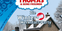 The Winter-Workshop-Party
