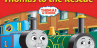 Thomas to the Rescue (Story Library book)