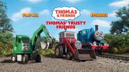 Thomas'TrustyFriendsAUSDVDMainMenu