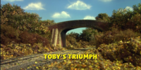 Toby's Triumph/Gallery