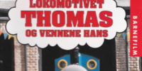 Thomas, Percy and the Post Train (Norwegian VHS)