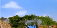 Thomas and the Firework Display