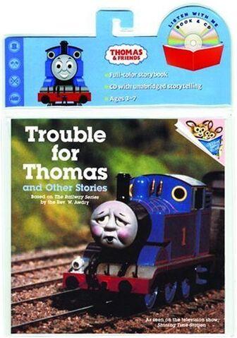 File:TroubleforThomasandOtherStoriesbookandCD.jpg