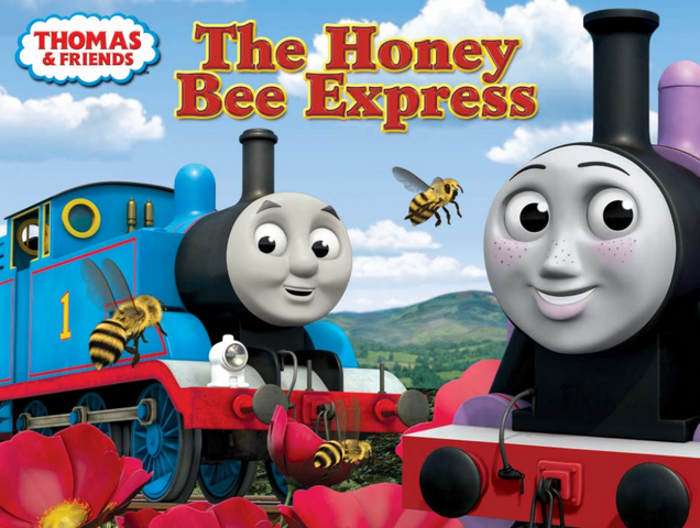 File:TheHoneyBeeExpressCover.png
