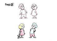 Kids 07 CGI Sketch Design