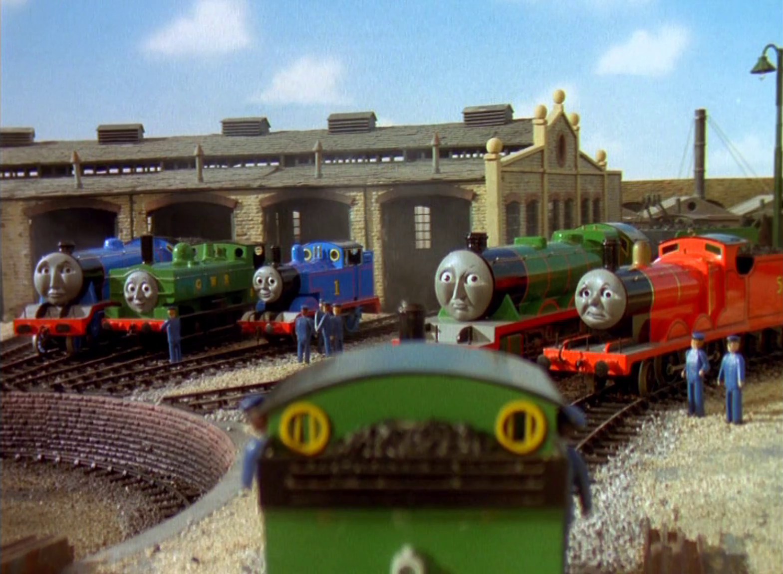 Image Horridlorry10 Png Thomas The Tank Engine Wikia