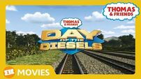 Day of the Diesels - UK Trailer