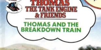 Thomas and the Breakdown Train (Buzz Book)