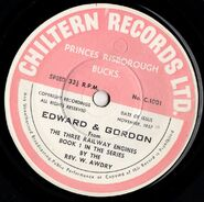 EdwardandGordonRecordLabel