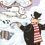 SnowTrouble!4