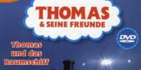 Thomas and the Spaceship (German DVD)