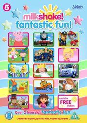 MilkshakeFantasticFun!DVD