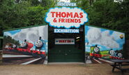 DiscoverThomasandFriendsExhibitionEntrance2016