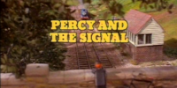 Percy and the Signal/Gallery