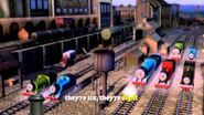 Engine Roll Call - CGI Extended Version
