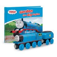 GordonWoodenRailwayStoryLibraryBookPack
