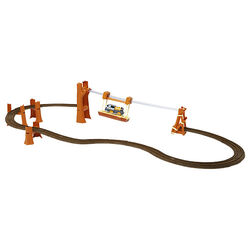 TrackMaster(Fisher-Price)DashattheZip-LineBridge