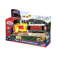 TrackMaster(Fisher-Price)TobyandtheClownCarbox