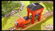 TrackMaster (Fisher-Price) Action Destinations Bust-Through Mine Tunnel Commercial