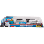 TrackMaster(Fisher-Price)SnowySpencerbox