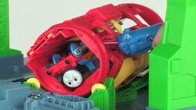 TrackMaster (HiT Toy Company) Spin and Fix Thomas demo