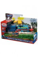 TrackMaster(Fisher-Price)ThomasandtheStinkyCheesebox