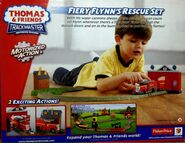 TrackMaster(Fisher-Price)FieryFlynn'sRescueSetbackbox