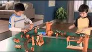 TrackMaster (Fisher-Price) Zip, Zoom and Logging Adventure US Commercial